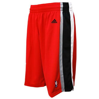 NBA Trail Blazers shorts alternate Adidas Revolution Swingman shorts
