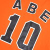 Yomiuri Giants / Giants toy Abe shinnosuke T shirt orange color Jersey t-shirt