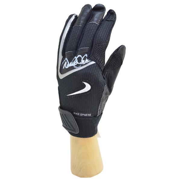 MLB ヤンキース デレク・ジーター 直筆サイン入り実使用バッティンググローブ ホーム 2005 Game Used Batting Glove With Sign