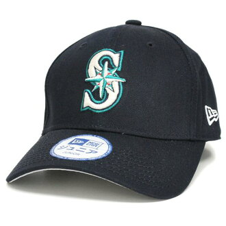 New gills Twill Cotton cap for the MLB Mariners cap / hat youth