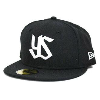 東京養樂多燕子玩具帽子 / 帽黑色 / 白色新時代自訂顏色帽 2013年改變徽標