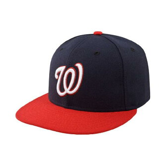 New Era MLB Washington nationals Authentic Performance On-Field Cap (alternate 2011)