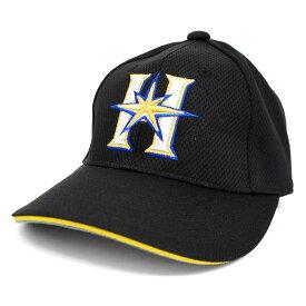 北海道日本ハムファイターズ グッズ キャップ/帽子 H ビジター ミズノ ビジター用レプリカキャップ/帽子