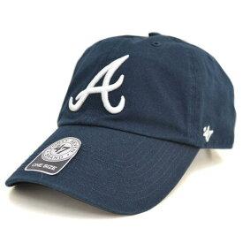 MLB ブレーブス キャップ/帽子 ロード 47ブランド Cleanup Adjustable キャップ【0702価格変更)】