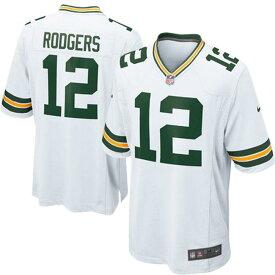 NFL パッカーズ アーロン・ロジャース Game ユニフォーム Nike
