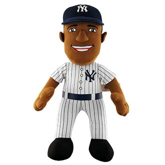 14-Inch Plush Doll including the MLB Yankees Robinson Kano sewing