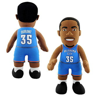 14-Inch Plush Doll including the NBA sander Kevin Durant sewing