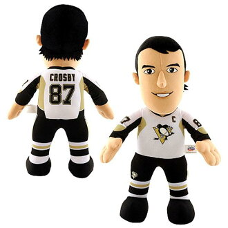 NHL penguins Sidney Crosby plush Inch Plush Doll