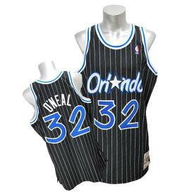 NBA マジック シャキール・オニール ユニフォーム 1994-1995/ロード ミッチェル&ネス Throwback Authentic ユニフォーム【1906NBAセール】