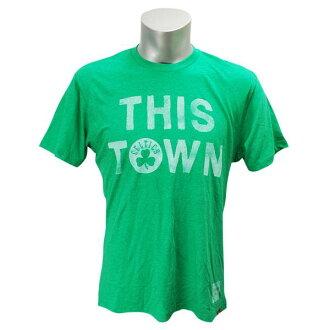 NBA Celtics T シャツグリーンスポーティック /Sportiqe This Town T-shirt