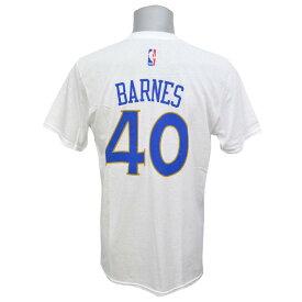 NBA Tシャツ ウォリアーズ ハリソン・バーンズ チャンピオン ネット ナンバー アディダス/Adidas