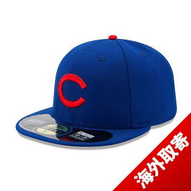 MLB カブス キャップ/帽子 1937 ニューエラ Authentic Turn Back The Clock On-Field 59FIFTY Game キャップ