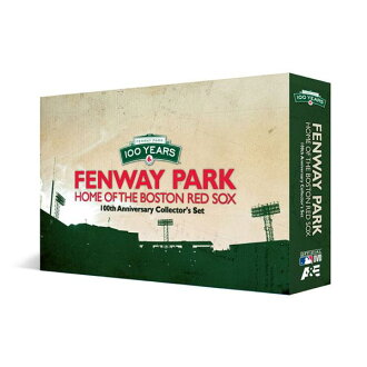 MLB Boston Red Sox Fenway Park Home of the Boston Red Sox (100th Anniversary Collectors Set) (import board) DVD