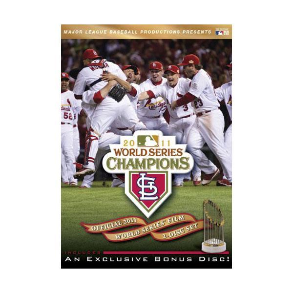 MLB カージナルス DVD St. Louis Cardinals 2011 Official World Series Championship Film 2011