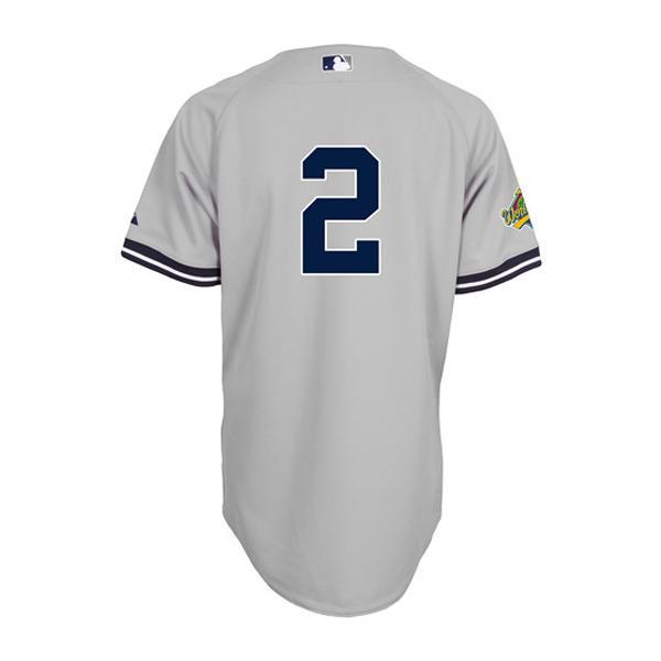 【セール】MLB ヤンキース デレク・ジーター ユニフォーム ロード Majestic【1706MLB】【落とし】
