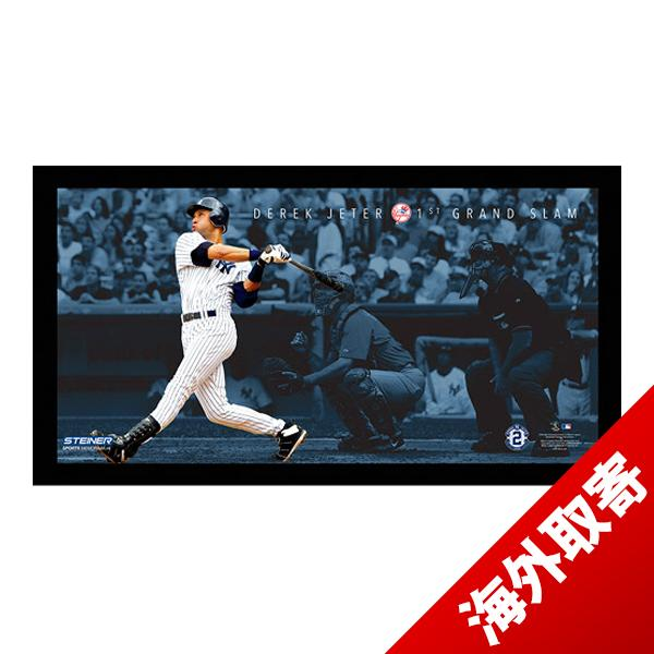お取り寄せ MLB ヤンキース デレク・ジーター Sports Derek Jeter Moments: First Grand Slam Collage