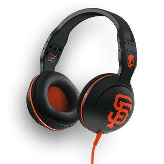 SkullCandy MLB San Francisco Giants HESH 2