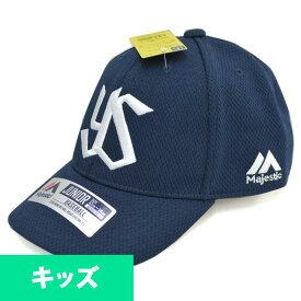 NPB 東京ヤクルトスワローズ グッズ レプリカ キャップ/帽子 マジェスティック/Majestic