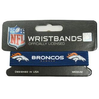 NFL Broncos bracelet skies /Skootz