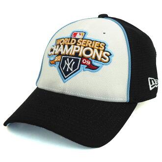 美國職棒大聯盟洋基 2009年世界系列冠軍帽新時代和新時代黑
