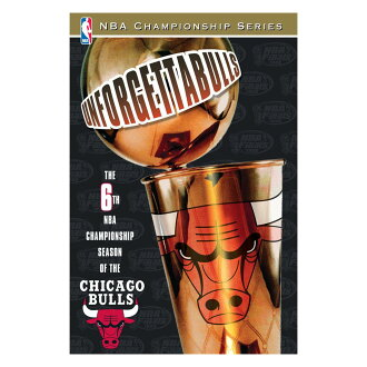NBA 公牛隊 DVD anfoghetta 公牛隊 6 次 NBA 總冠軍賽季 NBA 視頻 /NBA 視頻