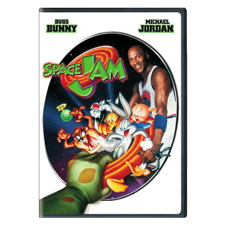NBA邁克爾·喬丹DVD空間·果醬華納家庭錄像/Warner Home Video