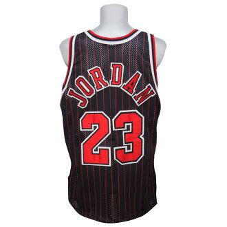 MLB NBA NFL Goods Shop  NBA bulls Michael Jordan authentic Jersey champion   Champion alternate   black  4858dbdb7