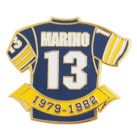 NFL ドルフィンズ ダン・マリーノ カレッジフットボール ピンバッジ PSG