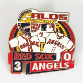 MLB レッドソックス 2007 ワールドチャンピオン ピンバッジ Pro Specialties Group レアアイテム