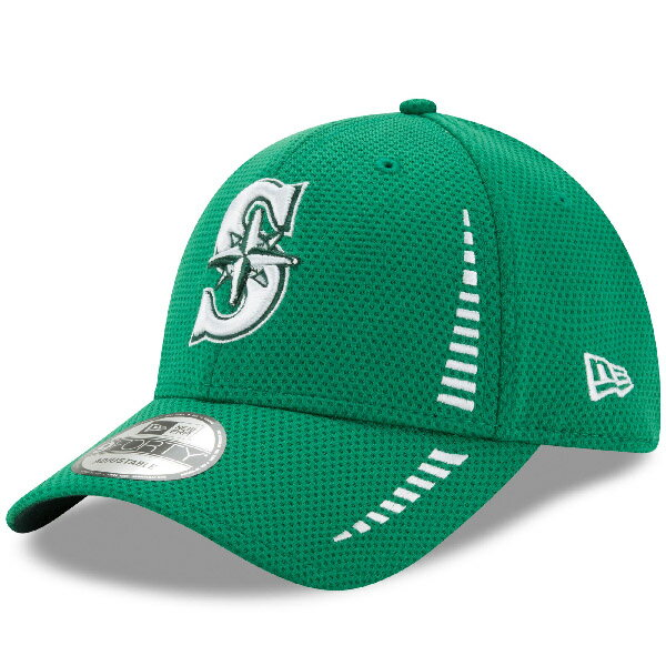 お取り寄せ MLB マリナーズ 2017 セントパトリックスデー 9FORTY アジャスタブル キャップ/帽子 ニューエラ/New Era