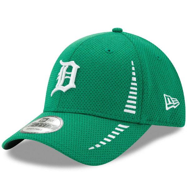 お取り寄せ MLB タイガース 2017 セントパトリックスデー 9FORTY アジャスタブル キャップ/帽子 ニューエラ/New Era