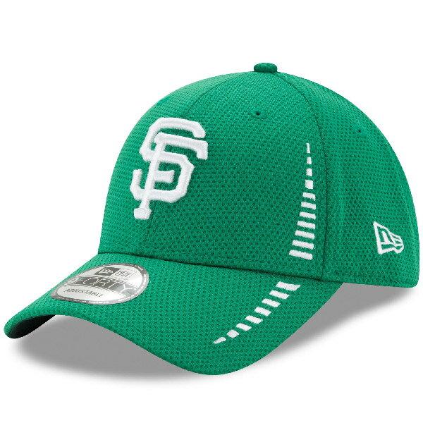 お取り寄せ MLB ジャイアンツ 2017 セントパトリックスデー 9FORTY アジャスタブル キャップ/帽子 ニューエラ/New Era