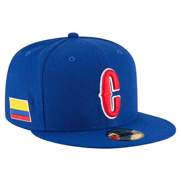 WBC コロンビア 2017 ワールドベースボールクラシック 59FIFTY キャップ/帽子 ニューエラ/New Era ロイヤル