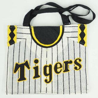 阪神老虎商品1976年复版制服大手提包