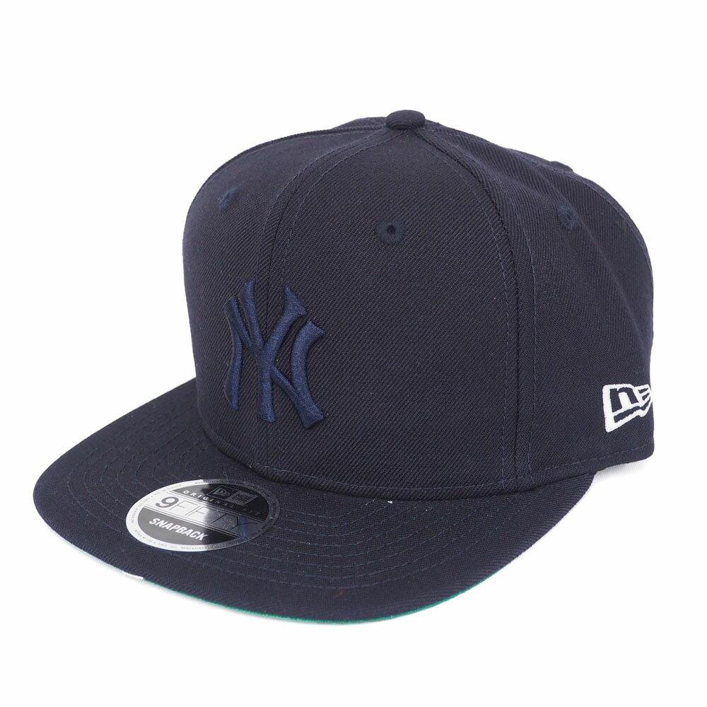 MLB ヤンキース チャンピオン 9FIFTY オリジナル キャップ/帽子 ニューエラ/New Era ネイビー