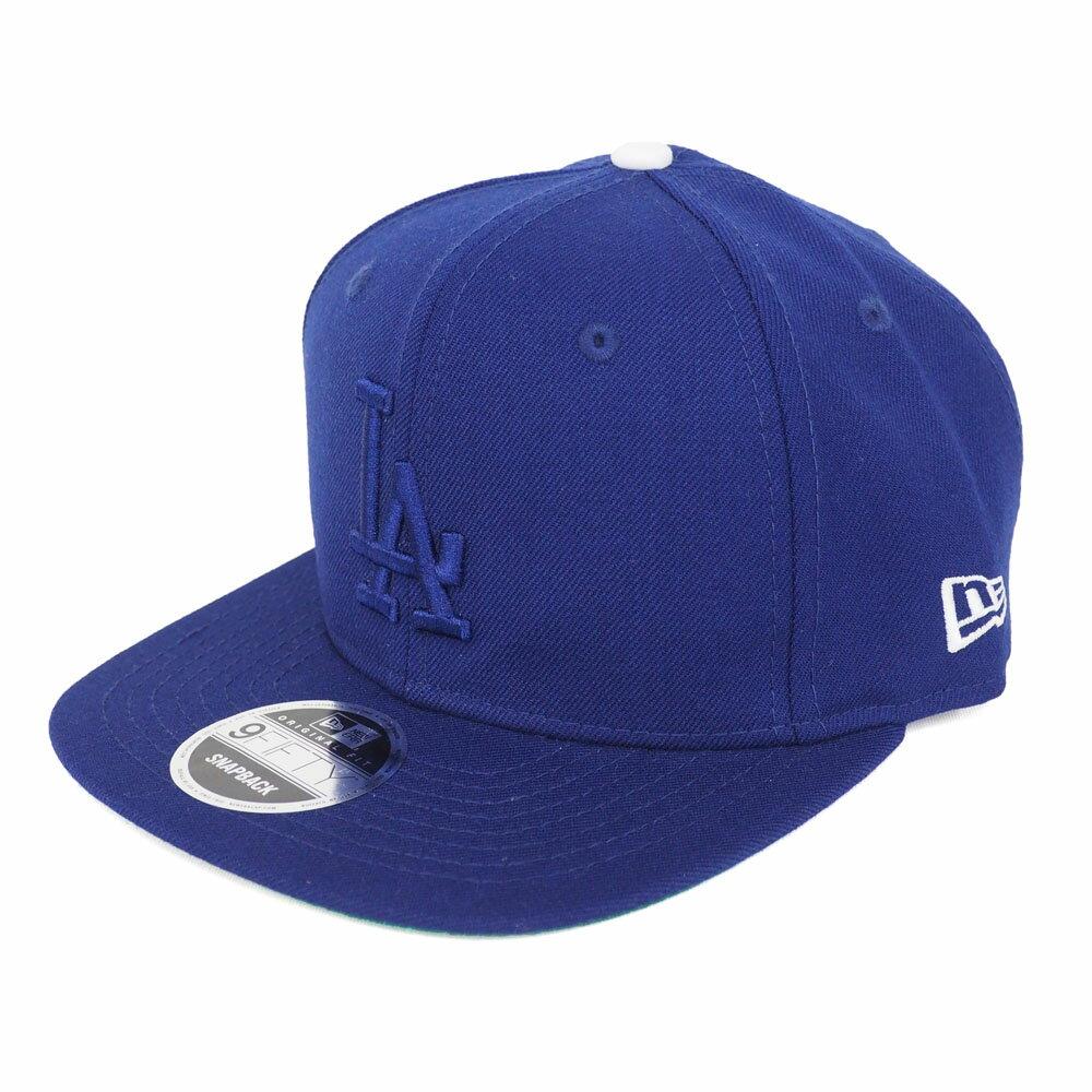 MLB ドジャース チャンピオン 9FIFTY オリジナル キャップ/帽子 ニューエラ/New Era ダークロイヤル