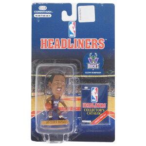 NBAバックスグレン・ロビンソンヘッドライナーズ1996エディションNIBフィギュアコリンシアン/Corinthianロード