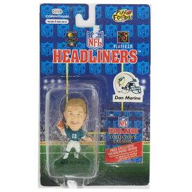 NFL ドルフィンズ ダン・マリーノ ヘッドライナーズ 1996 エディション NIB フィギュア コリンシアン/Corinthian ホーム レアアイテム