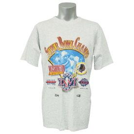 NFL レッドスキンズ スーパーボウル チャンピオン Tシャツ セーラム/Salem ヘザー レアアイテム【1910価格変更】