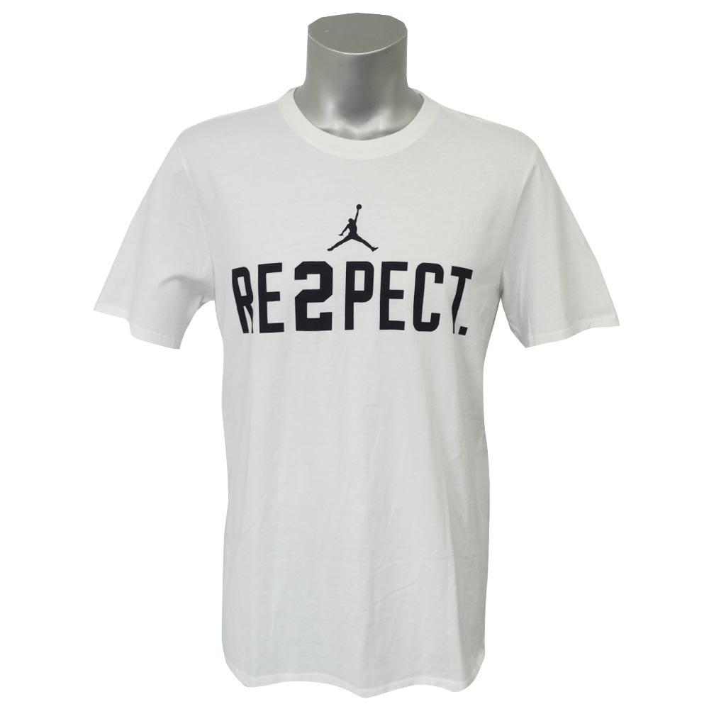 ナイキ ジョーダン/NIKE JORDAN デレク・ジーター リスペクト Tシャツ ホワイト 708586-100 レアアイテム
