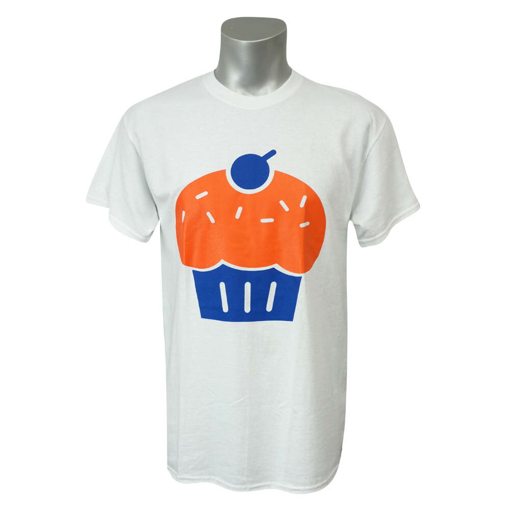 NBA ウォリアーズ ケビン・デュラント カップケーキ Tシャツ ギルダン/Gildan ホワイト レアアイテム