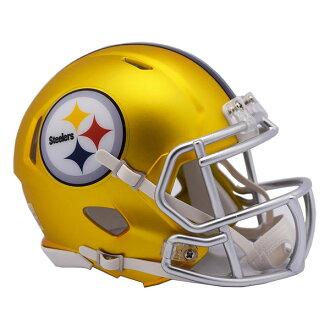 訂購的NFL鐵人銅焊改革速度小足球安全帽再戴爾/Riddell