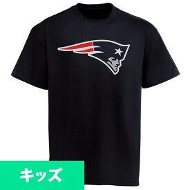 NFL ペイトリオッツ キッズ チームロゴ Tシャツ マジェスティック/Majestic