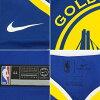 NBA Nike/耐吉戰士Cray·湯普森搖擺人員制服/制服道路