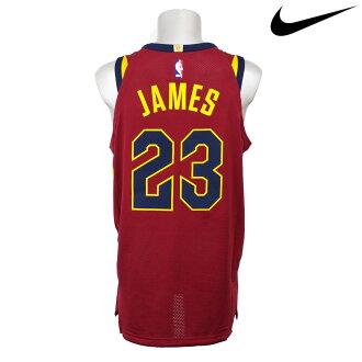 NBA Nike/耐吉騎士露華濃·詹姆斯確實的制服/制服道路