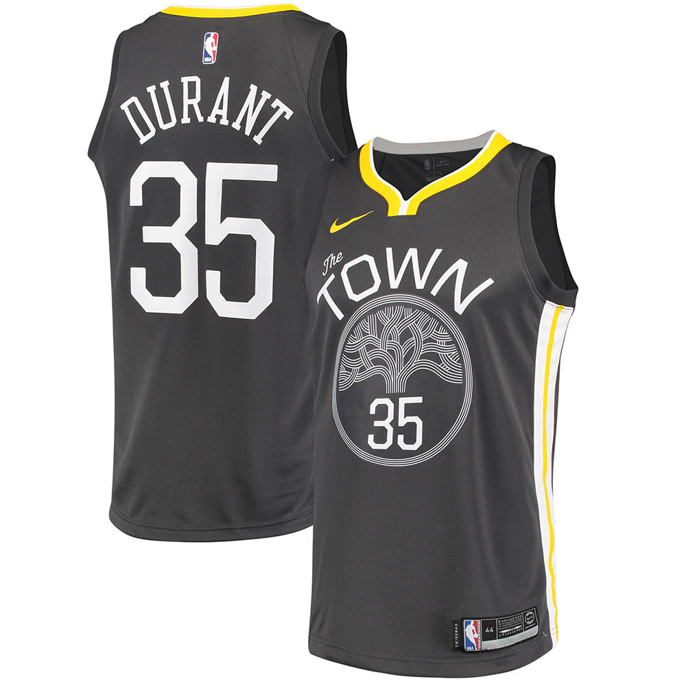 NBA Nike/ナイキ ウォリアーズ ケビン・デュラント スウィングマン ユニフォーム/ユニホーム オルタネート1