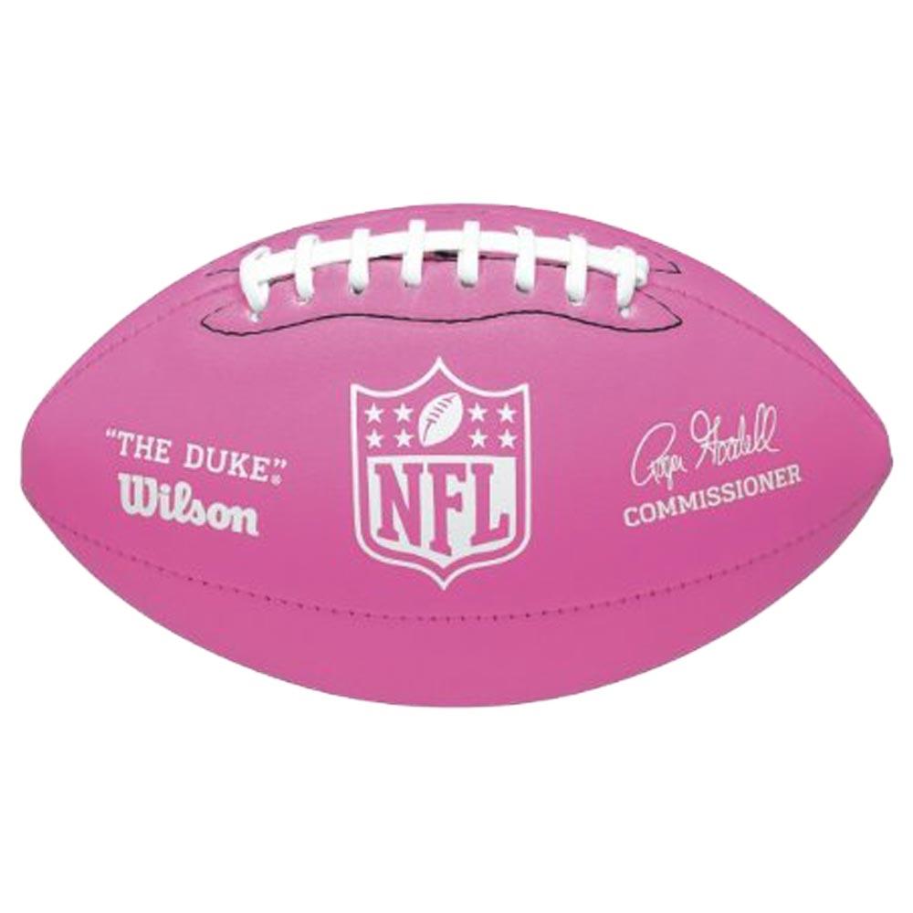 NFL ピンクリボン ミニ フットボール ウィルソン/Wilson