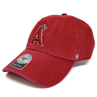 MLB天使蓋子/帽子家47名牌Cleanup Adjustable蓋子