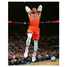 NBA雷羅素·腰身布魯克2016-17行動8*10照片照片文件/Photo File