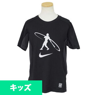 MLB Ken Griffey JR. Use swing man process control computer bat core T-shirt Nike /Nike black 659,734-010